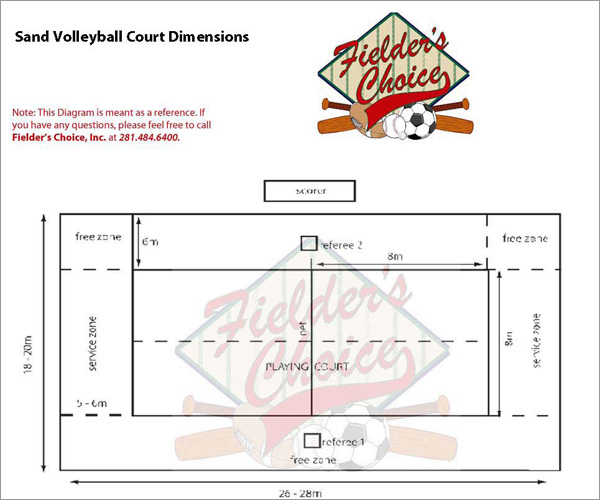 how to play volleyball rules and regulations